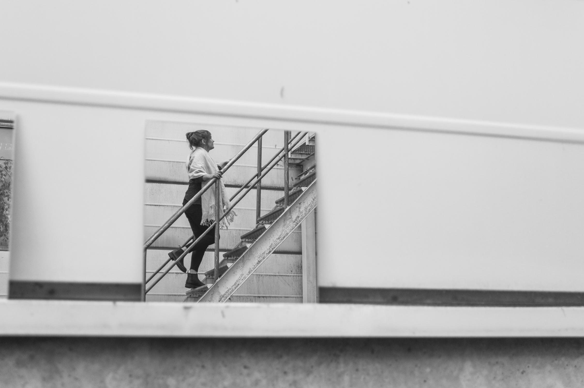 peili ja portaat