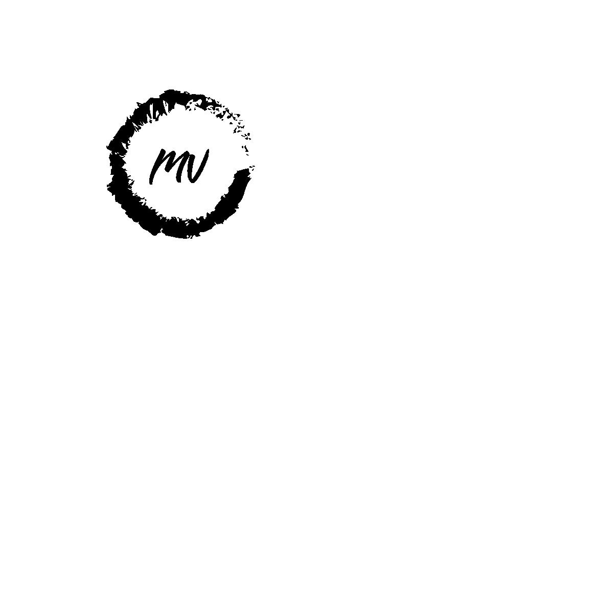 mv logo musta
