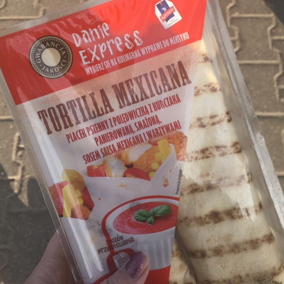 tortilla mexicana