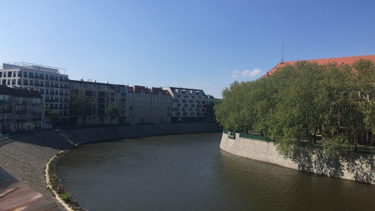 Wrocław oderjoki