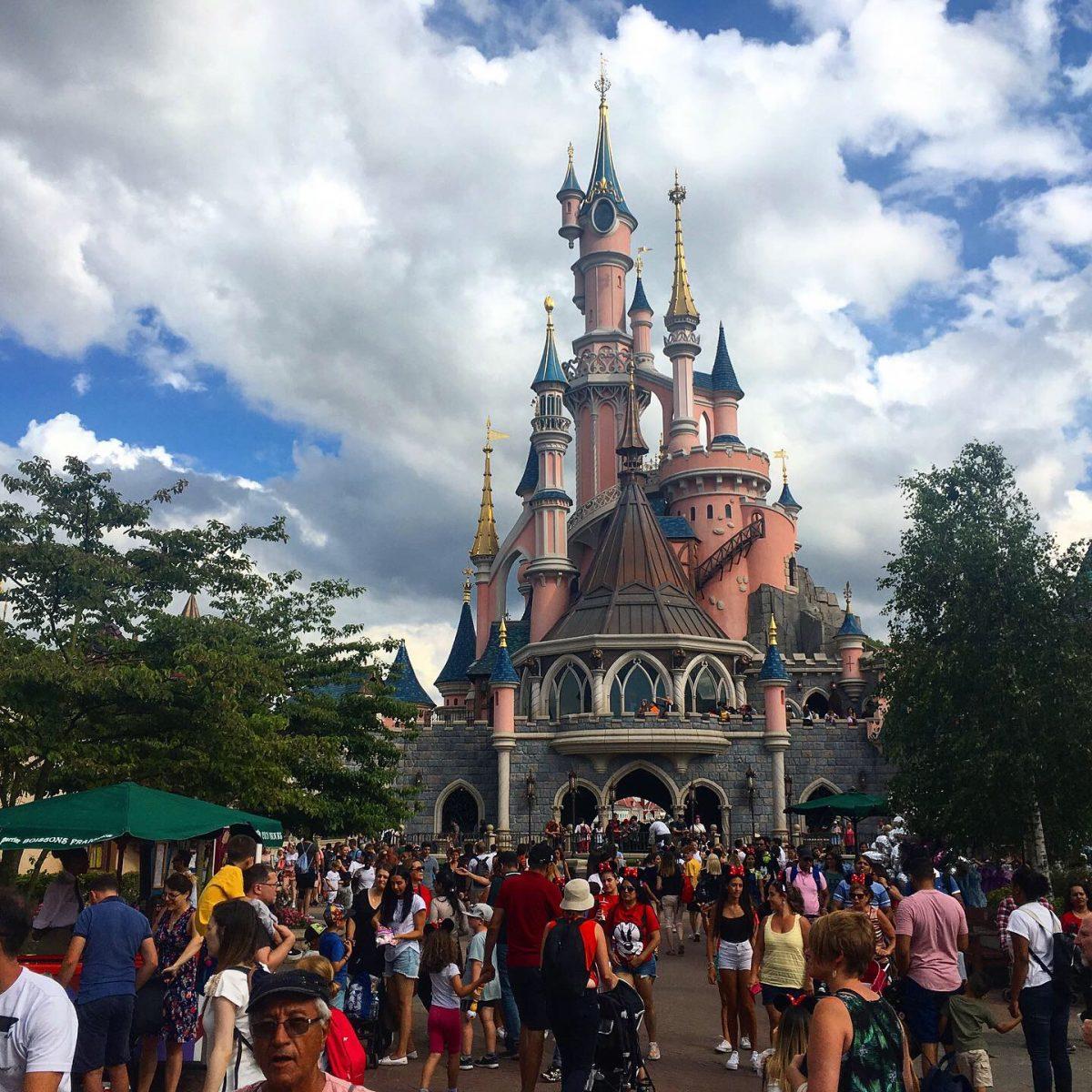 Disneyland Linna
