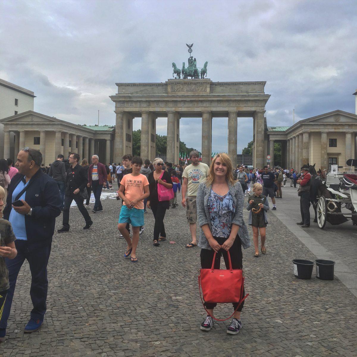 Marika Vuorinen Berliini