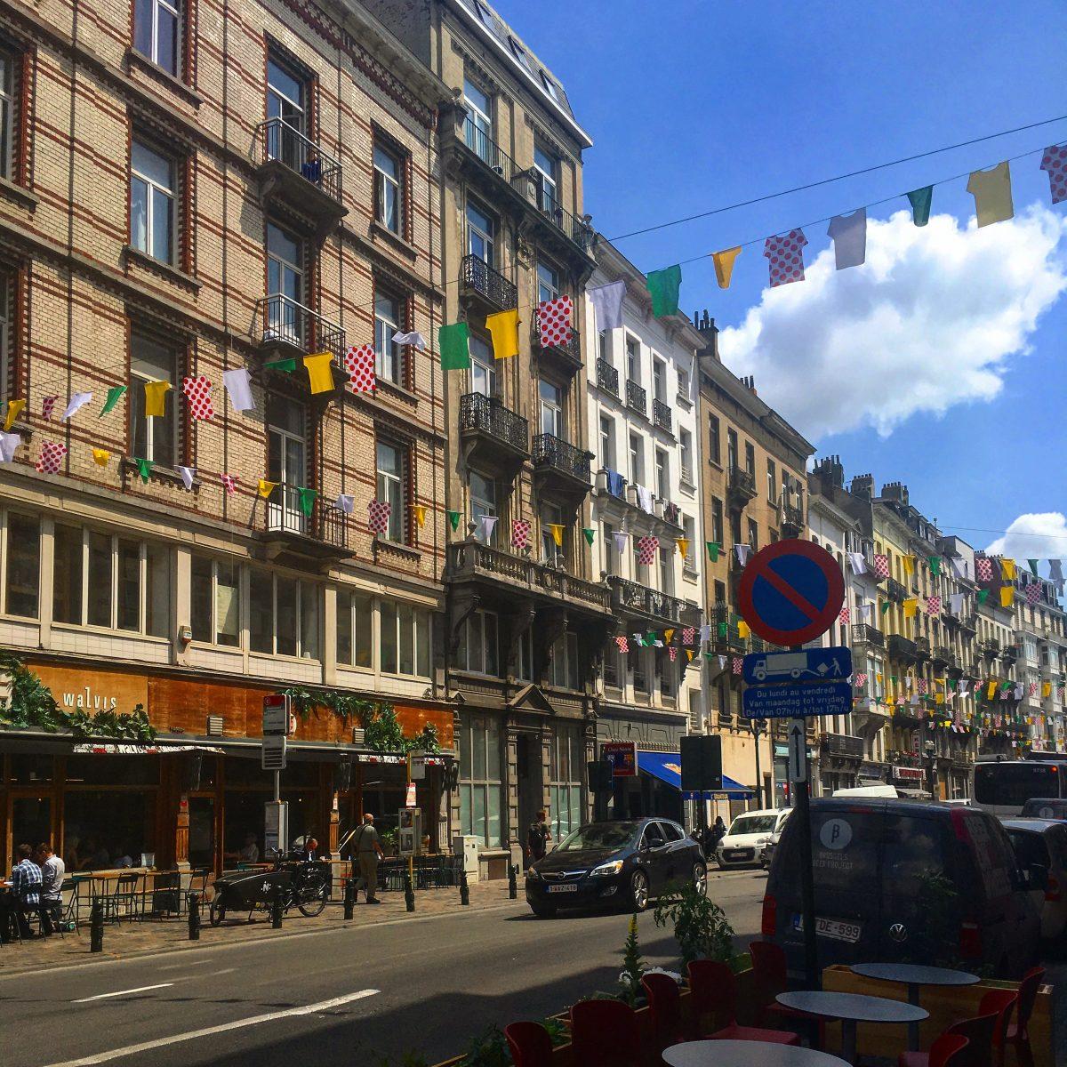 Brysselin kadut