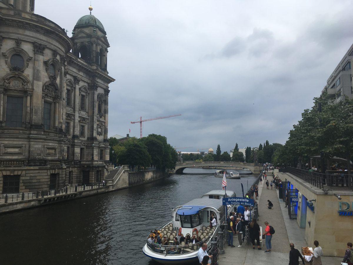 Loma Euroopassa berliini