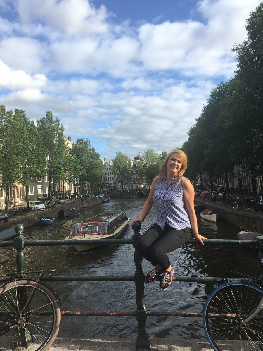 Marika Vuorinen Amsterdam