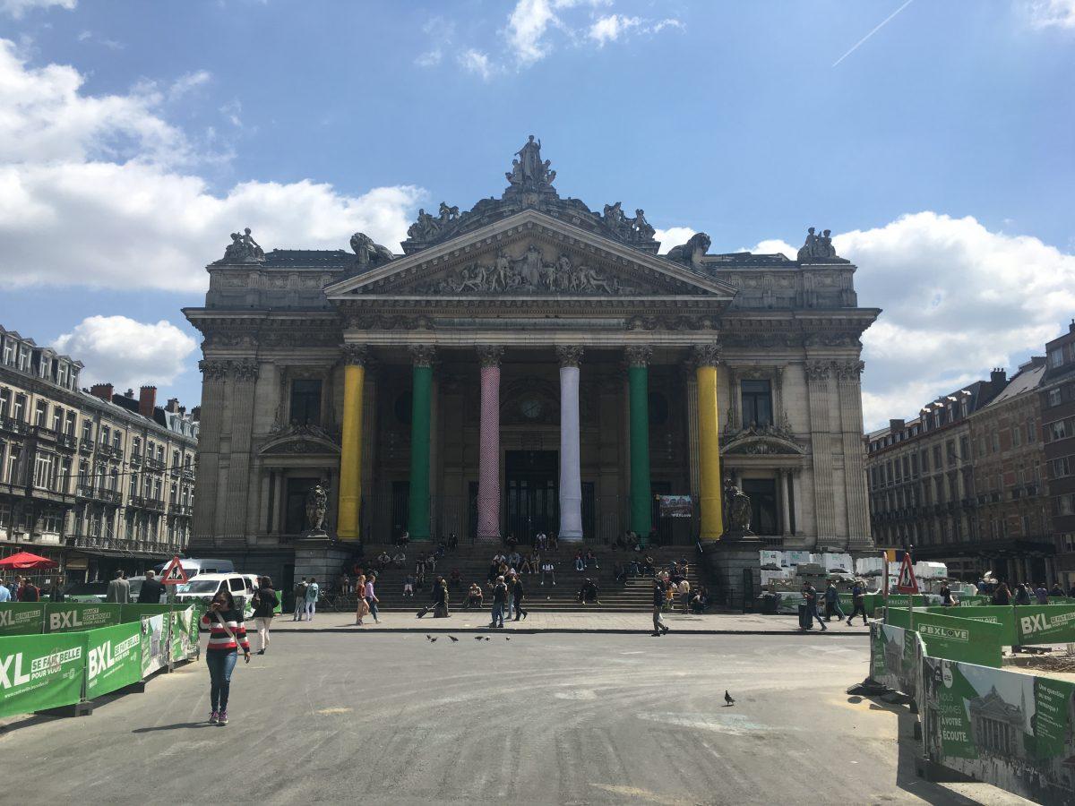 Brysselin nähtävyydet