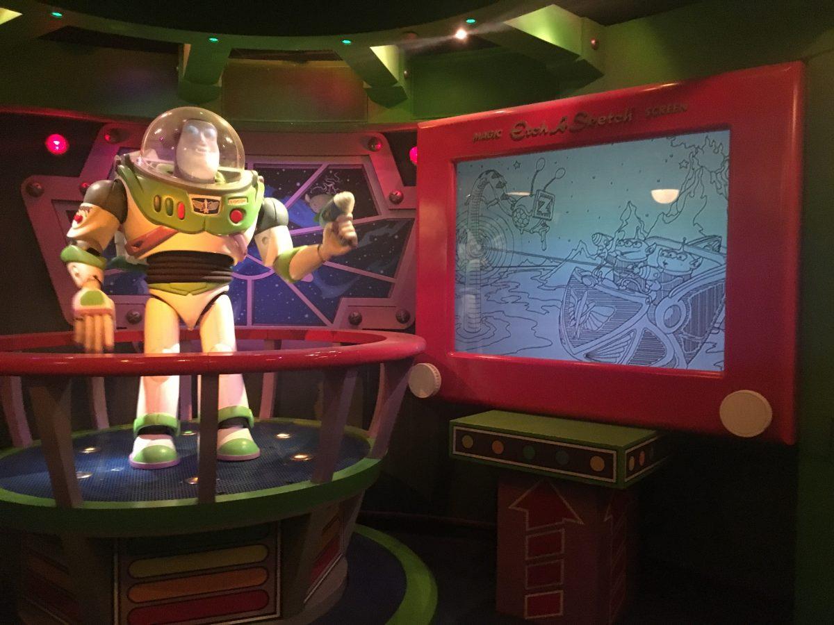 Buzz Lightyear laite