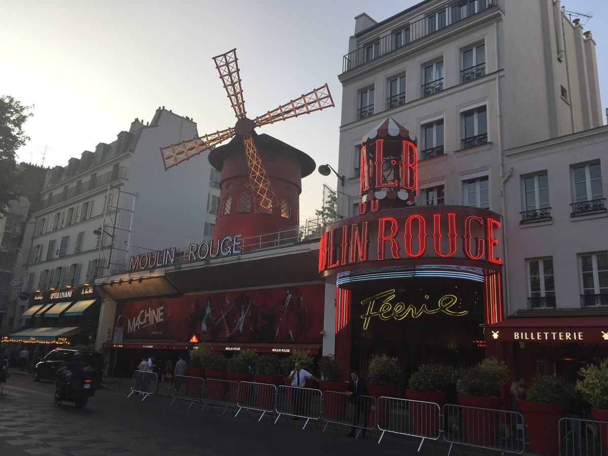 Moulin Rouge 2019 Pariisi