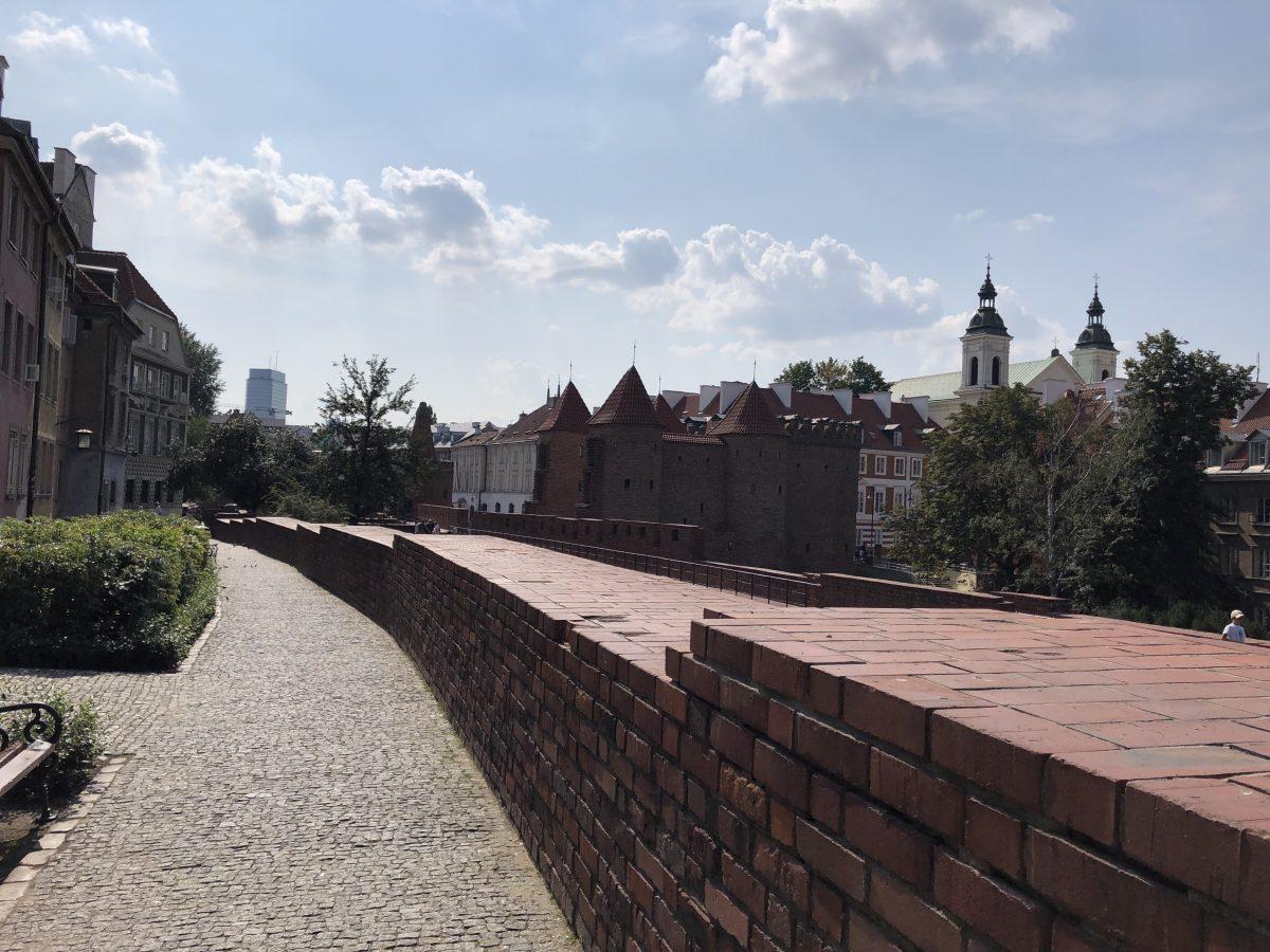 muuri varsova
