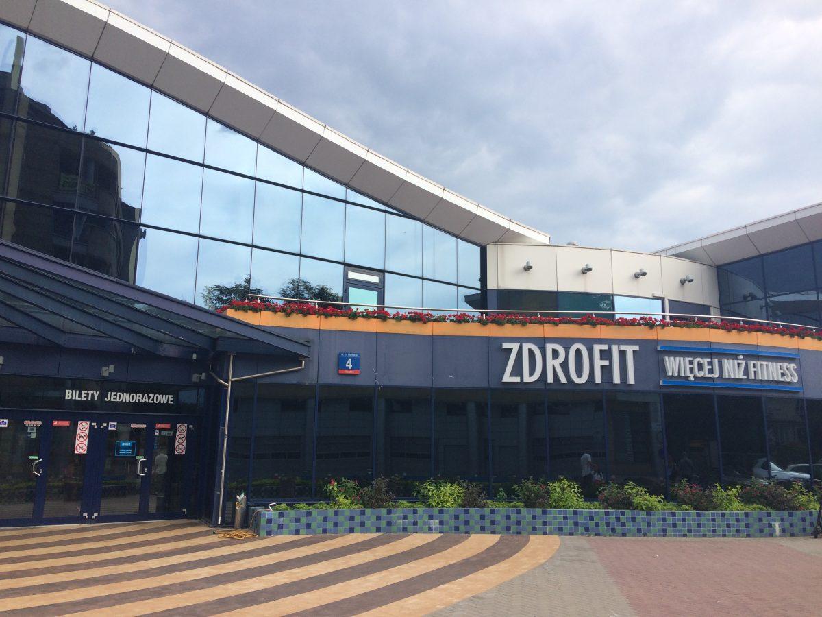 Aquapark Warsaw