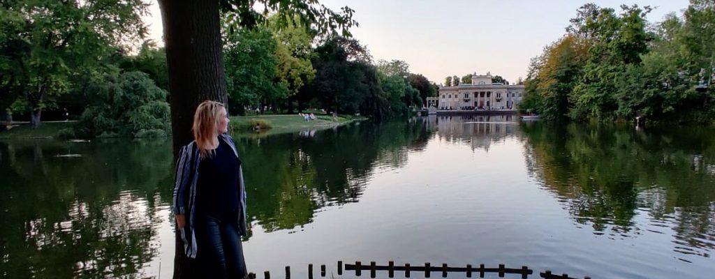 Ajatuksia syksyisestä Varsovasta