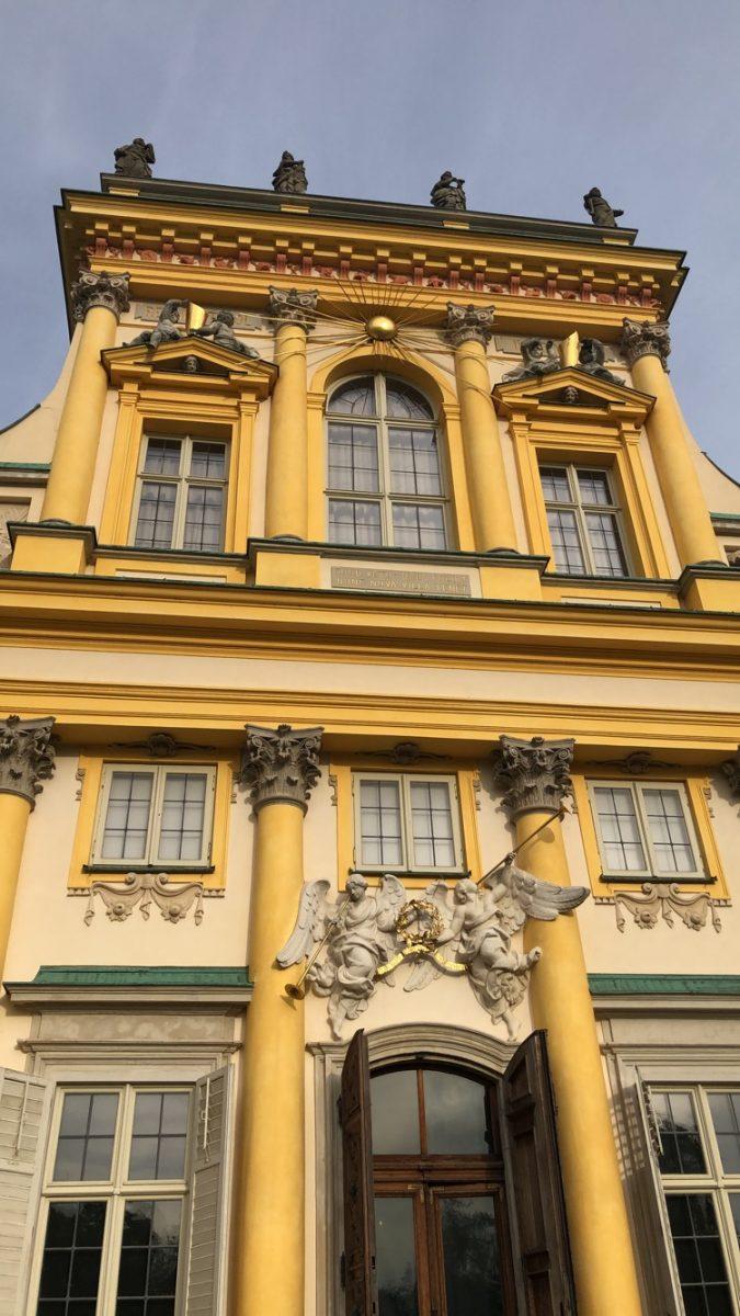 Wilanowin palatsi