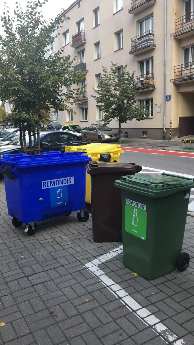 recycling poland