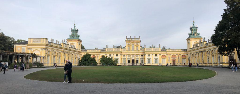 Wilanówin palatsi