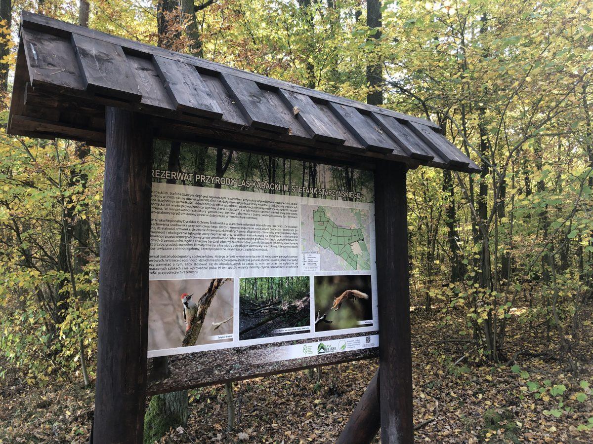 Metsäretki Varsovassa
