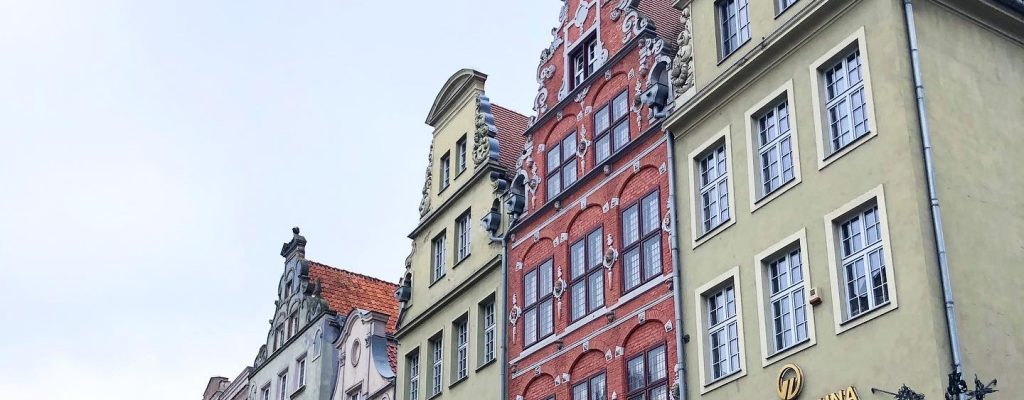 Marraskuu Gdansk
