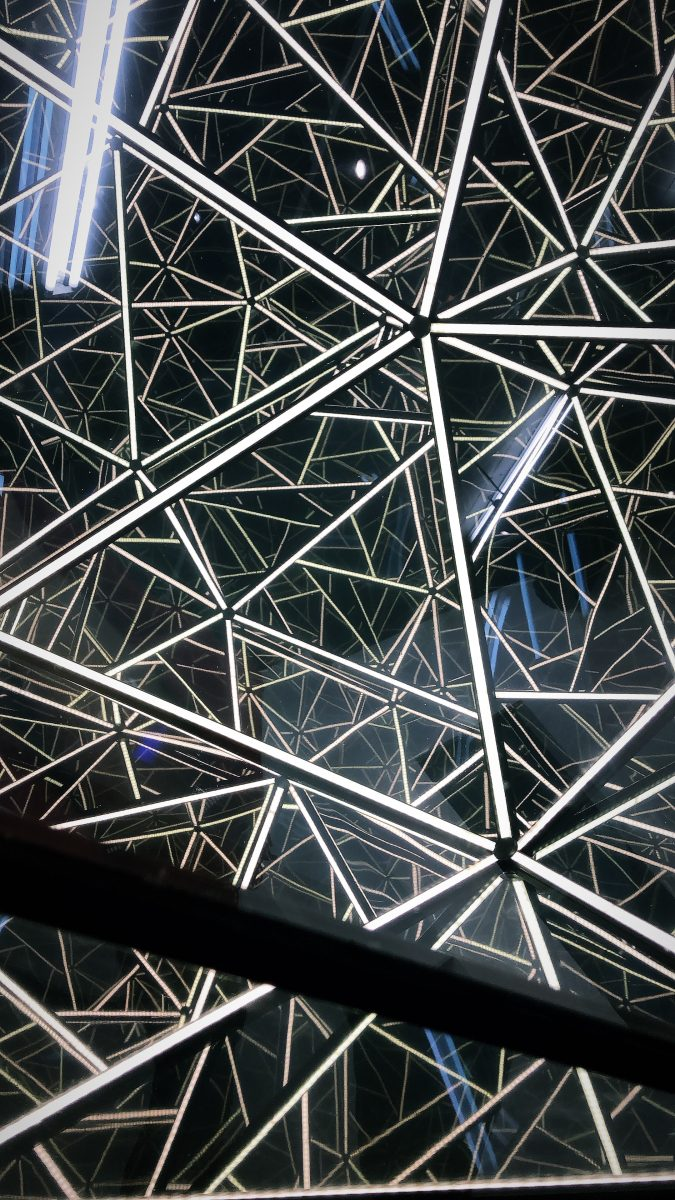 cosmos museo varsova