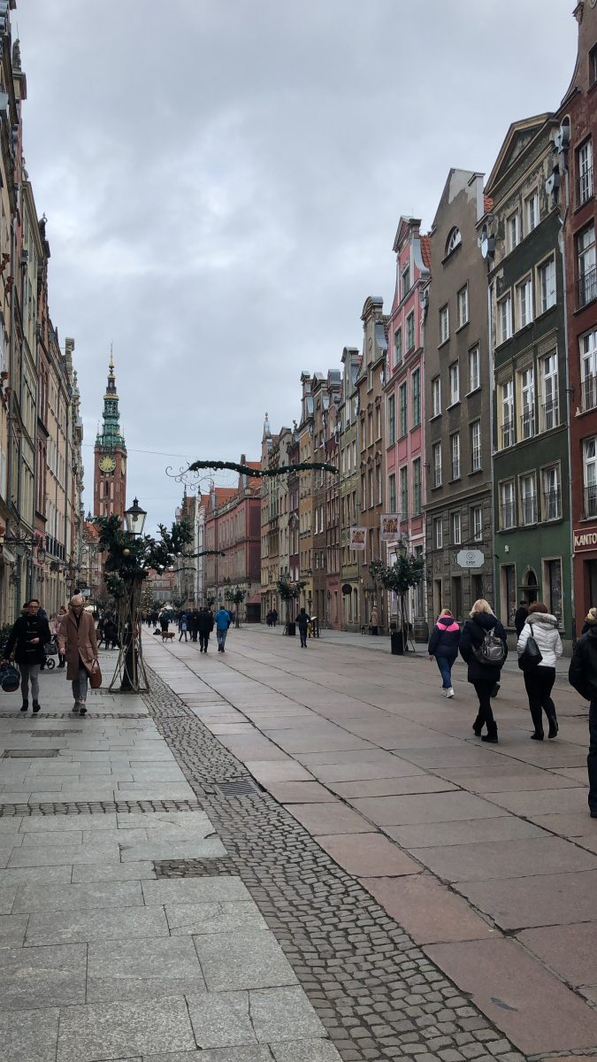 gdansk joulukuu 2019
