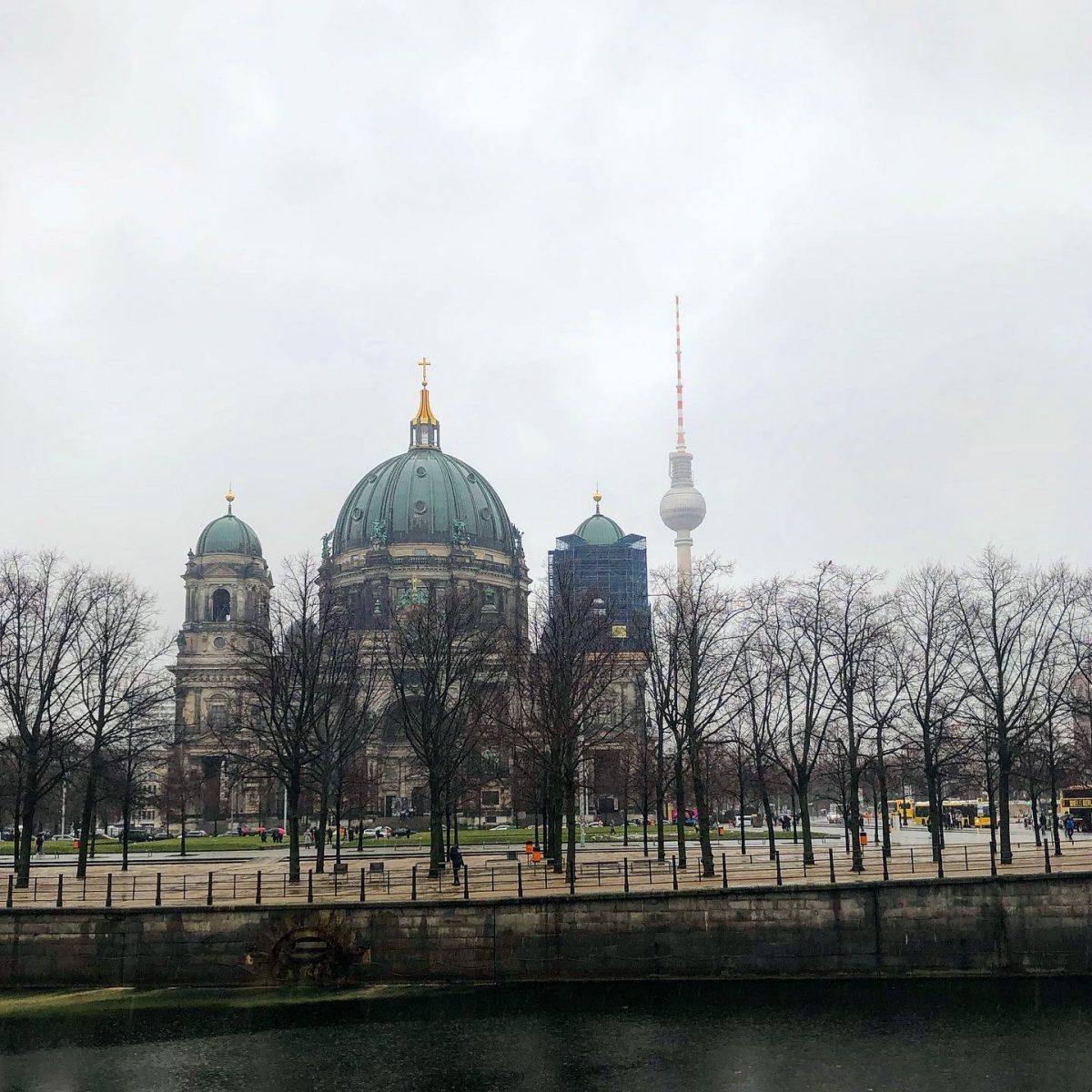 maisema berliinistä