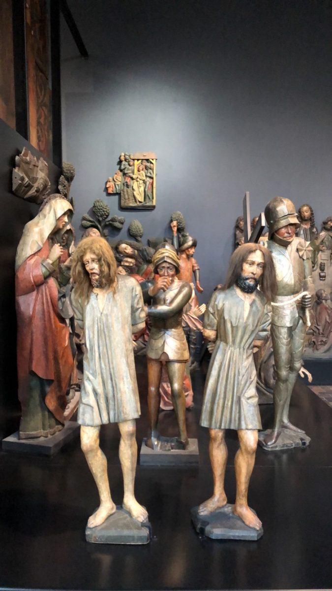 jesus museo warsaw