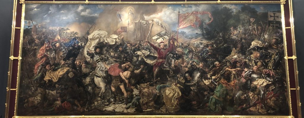 The Battle of Grunwald