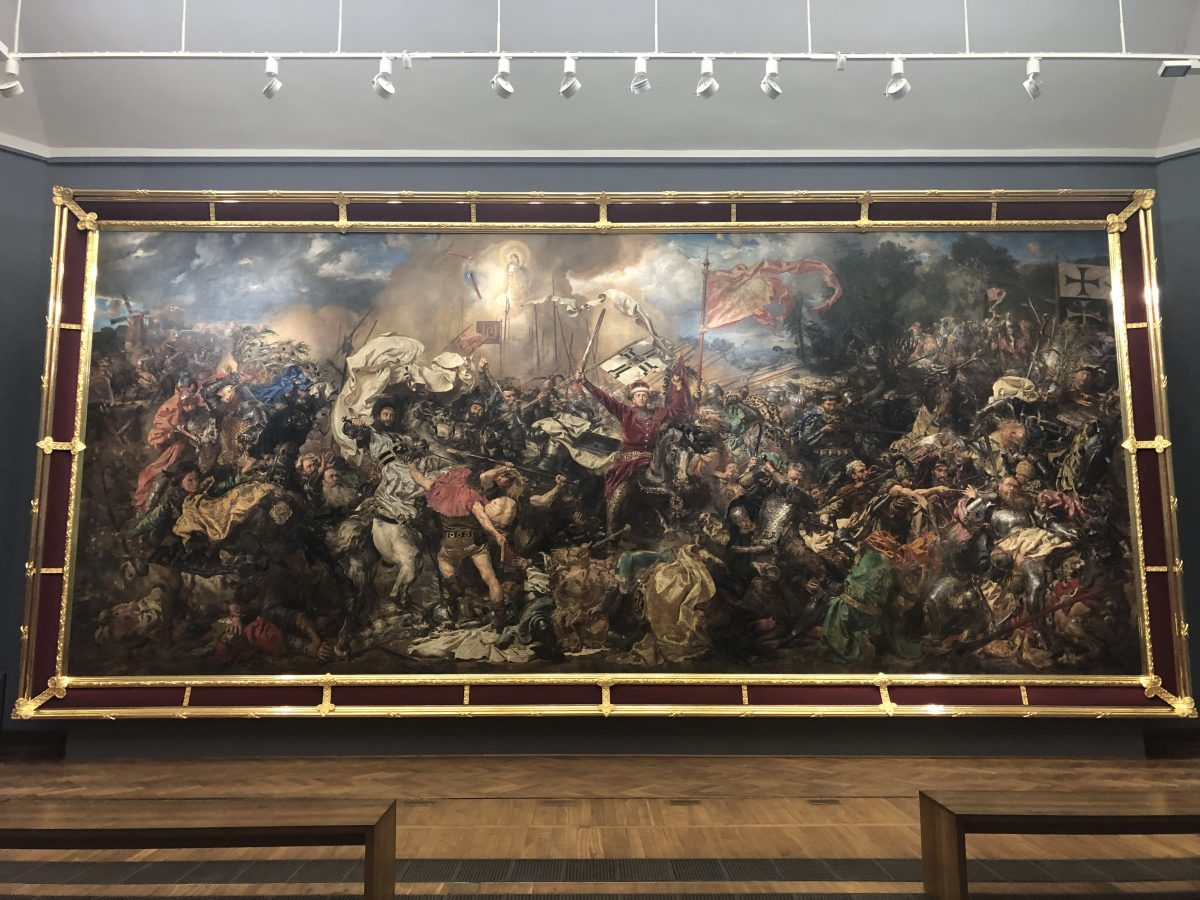 The Battle of Grunwald