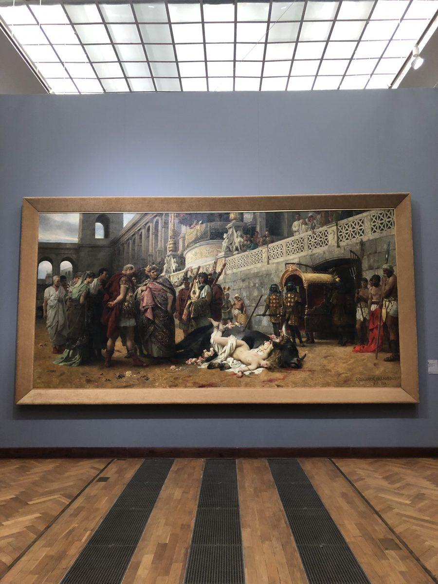 varsovan kansallismuseo maalaukset