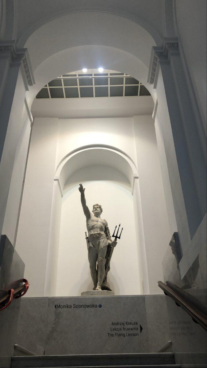 museo varsovassa