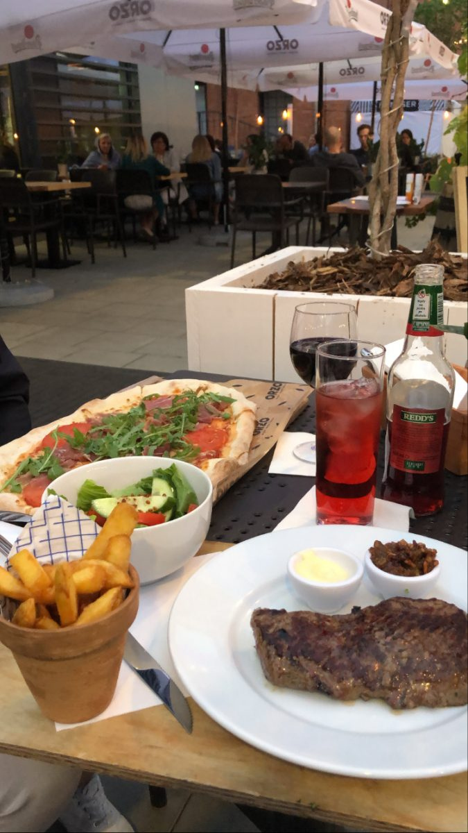 Varsovan ravintolat Orzo