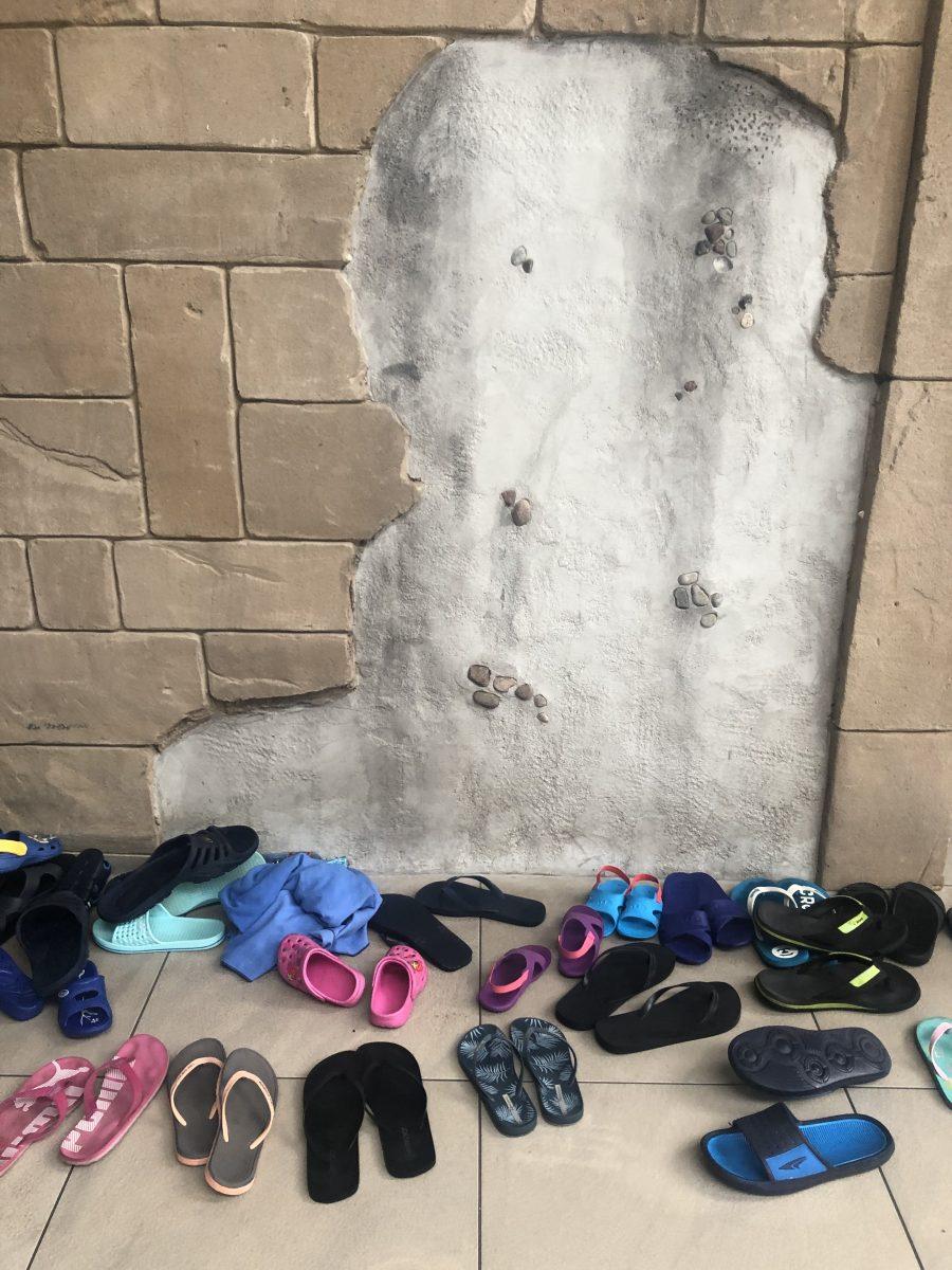 Redan vesipuisto kengät