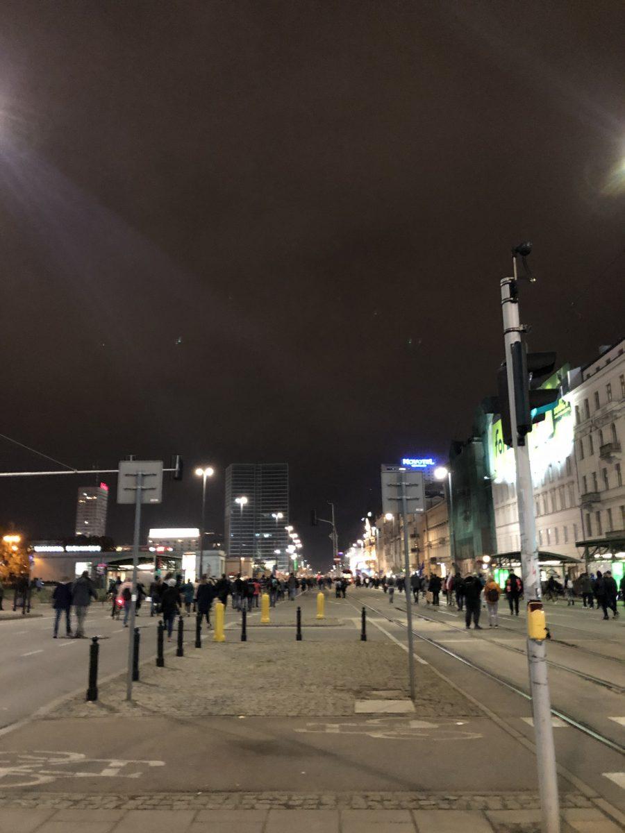 Varsovan suurmielenosoitus