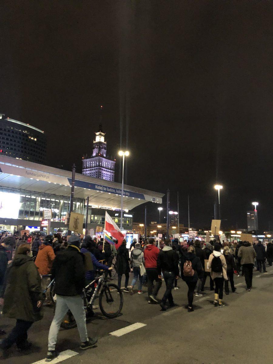 Puolan protestit