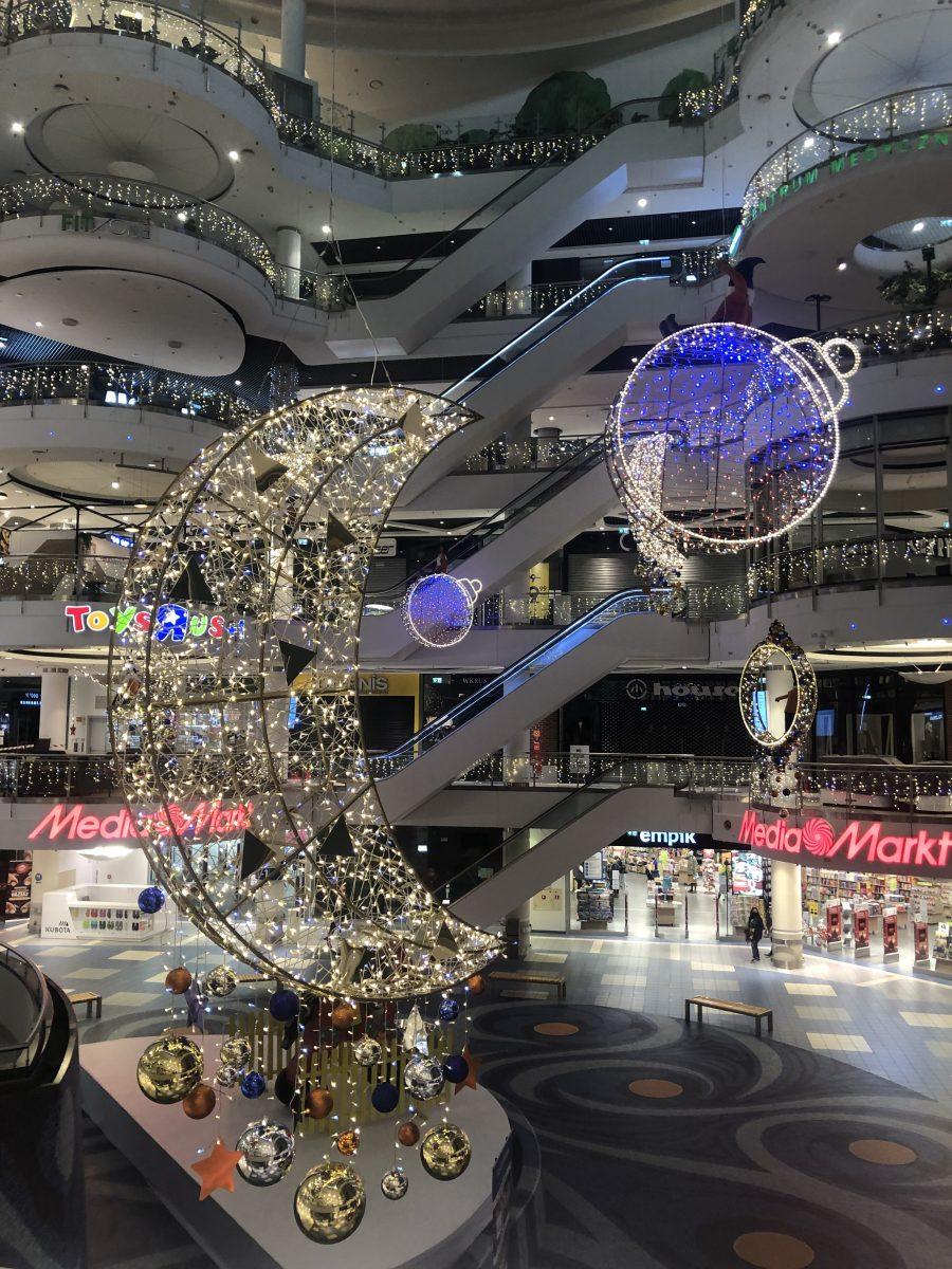 puola joulu ostoskeskus