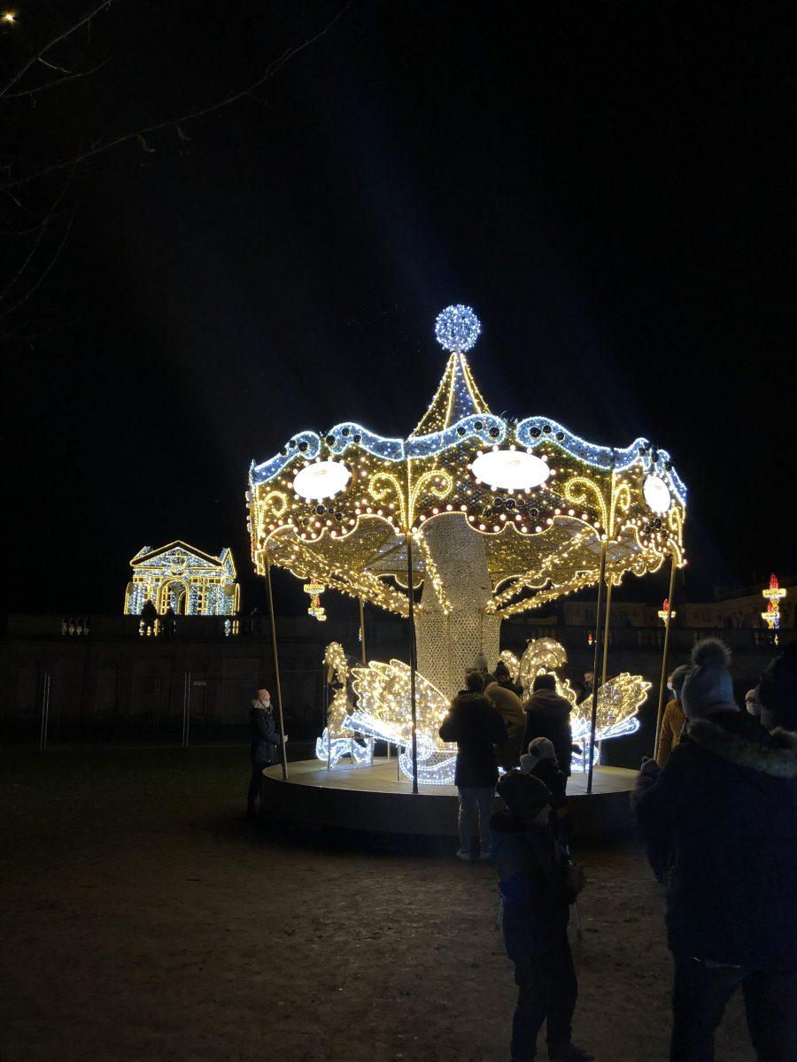 wilanow carousel