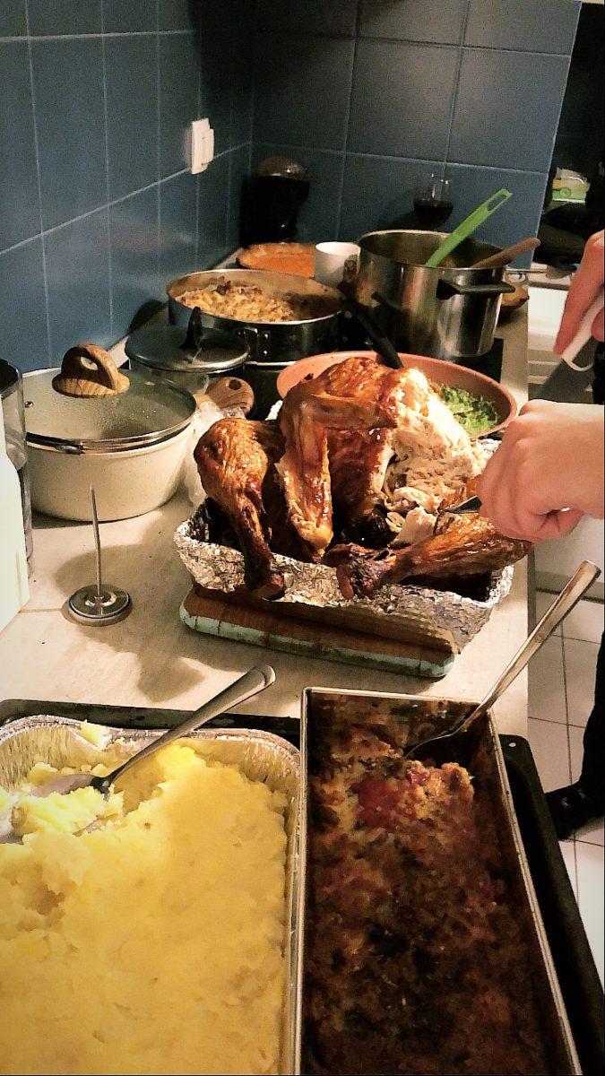 thanksgiving puola