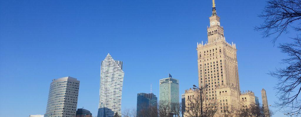 Mitä olen oppinut Varsovassa