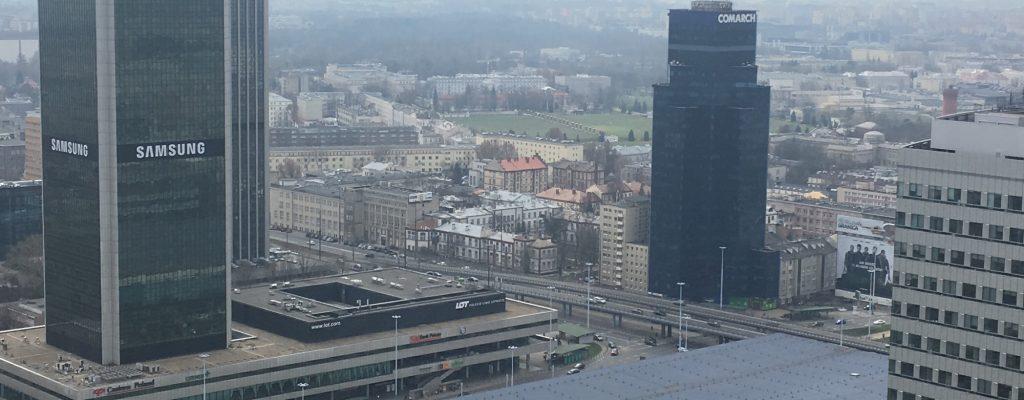 Varsova kulttuuri- ja tiedepalatsi